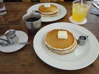 ももちどりさんで美味しいバターミルクパンケーキ♪ - *のんびりLife*