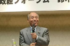 17.04.30(日) 鈴木宗男先生、再起働?? ??公民権回復(*^^)v - たきた敏幸日記