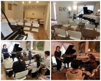 キャメルサロンコンサートVol.1 - ピアニスト丸山美由紀のページ