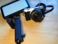 4.30 LEDストロボ買った なので - LGの散歩写真