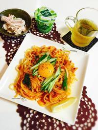 1人ランチは辛い麺☆ - Mi-Rinのおいしいもの日記