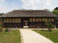 東北歴史博物館②~今野家住宅 - きつねこぱん