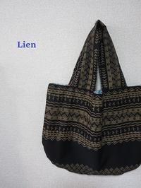 ハワイの布で、てさげバッグ - ハンドメイドライフ