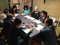 GW『町家で英会話cafe72』ご報告 - MOTTAINAIクラフトあまた 京都たより