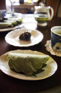 卯月の結井言。 - 香草と穀菜の料理教室・結井言