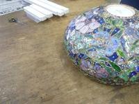次々と・・・ - atelier GLADYS  ステンドグラス工房 作り手の日々
