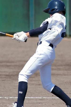 第13回兵庫のじぎく大会 vs神戸ボーイズ6 - 福知山ボーイズクラブ