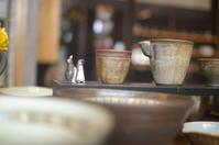 作陶展、7日までです。 - 陶房呑器ののんびり日記
