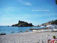 名前の通り美しい島、Isola Bella (イゾ ラベッラ) @ タオルミーナ - La Tavola Siciliana  ~美味しい&幸せなシチリアの食卓~