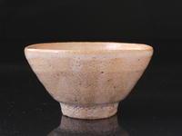 今週の出品作305 井戸ぐい吞み 古色 - 井戸茶碗