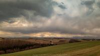 曇りのち雨、そして夕焼け - Photo 森の声