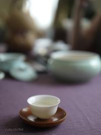 ジャスミンの香りと - お茶をどうぞ♪