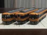 近鉄11400系の製作(その6)完成 - マルコの大冒険Nゲージ鉄道模型編(by tabi-okane)