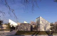 【サクラの季節 in 安藤忠雄 十和田市民図書館】 - 性能とデザイン いい家大研究