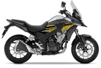 400X購入♪ - マーチとバイク