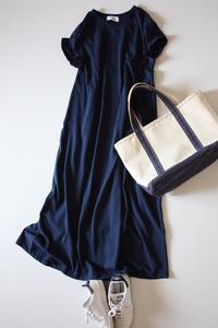 楽チンでシンプル♪ - eikoのとことん着回しコーデ服