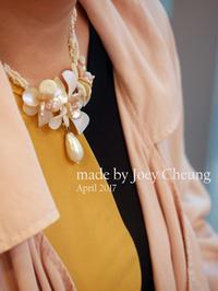 made by Joey Cheung (April 2017) - JOSEBEADS jewelry kits