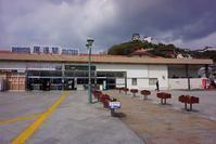 JR尾道駅 - レトロな建物を訪ねて