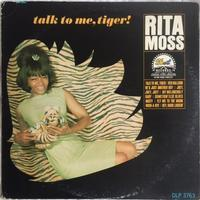 Rita Moss ‎– Talk To Me, Tiger! - まわるよレコード ACE WAX COLLECTORS