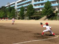 第5回練習会の様子 - 中学女子野球選抜チーム  千葉マリーンズ