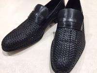 素足で履きたい、イタリア名靴からの一足 - 玉川タカシマヤシューケア工房 本館4階紳士靴売場