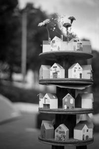 2017年5月6日 早春の住宅街 - Silver Oblivion
