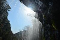 やるせなき思いの琵琶滝  川上村下多古川本谷 - 峰さんの山あるき
