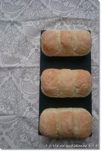 三度目の正直で焼けた王子用の離乳食のパンと五月人形のこと。 - 素敵な日々ログ+ la vie quotidienne +