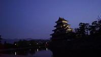 松本城からの上高地 - 丙午の気分次第日記