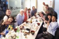 入院、中〆の会  5月1日(月)  6029 - from our Diary. MASH  「写真は楽しく!」