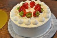 春のケーキとGWのこと。 - ひつじのパン日記