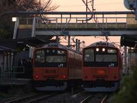 八高線を走る201系 その9 - Hakoneko's photo