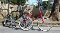 RALEIGH(ラレー)の美しいルックスのミニベロ、おすすめです! - 大岡山の自転車屋TOMBOCYCLEのblog