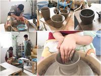 本日の陶芸教室 Vol.648 - 陶工房スタジオ ル・ポット