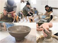 本日の陶芸教室 Vol.649 - 陶工房スタジオ ル・ポット