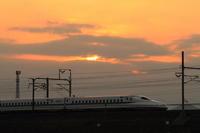 ただ、撮ってみた。 - 新幹線の写真