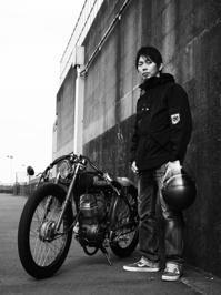 中澤 真 & HONDA TL50(2017.04.02) - 君はバイクに乗るだろう