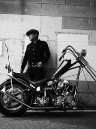 nob & Harley-Davidson FL PANHEAD(2017.04.03) - 君はバイクに乗るだろう