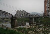 台北に到着、まずは三峡(サンシア)へ行きました - ヒゲじいの台湾一人旅