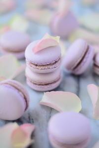 マカロンレッスン 5月のお知らせ - Misako's Sweets Blog アイシングクッキー 教室 シュガークラフト教室 フランス菓子教室 お菓子 教室