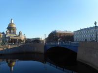 サンクトペテルブルグ見てきたまま ① - 河内のおっさんの中国語苦闘歴