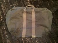 40's U.S.N. aviator's kit bag (mint condition) - BUTTON UP clothing