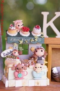 お礼!!たくさんのご来店ありがとうございます~ - 『小さなお菓子屋さん keimin 』の焼き焼き毎日