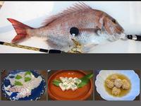 鯛料理 - MATSUDAS
