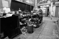 インドシナ周遊の旅(12)マカオ(3)煲仔飯のおじさん(3)仕事の様(2) - My Filter     a les  co les   Photographies