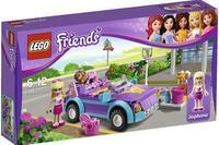 レゴ (LEGO) フレンズ 「オープンカー 3183」 - レゴランドジャパンを追いかけるブログ