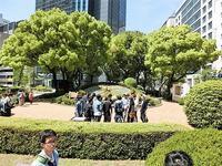藤田八束の神戸大好き@神戸は若者たちで大賑わい・・・夜景を待つ恋人たち、素敵な街神戸 - 藤田八束の日記