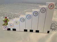 幼児さん教材「音の階段」 - 加藤ピアノ教室(鳥取県倉吉市・日南町)             教室とピアノ教師の日記