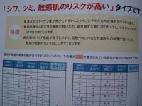 DHCの遺伝子検査 美肌対策キット体験記 その2 - ケチケチ贅沢日記