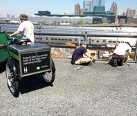 空中公園ハイラインの活気のもと - ニューヨークの遊び方